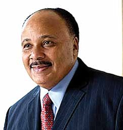 As the oldest son of Dr. Martin Luther King, Jr. and Mrs. Coretta Scott King, Martin Luther King III serves ...
