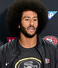 Colin Kaepernick (Harry How/Getty Images)