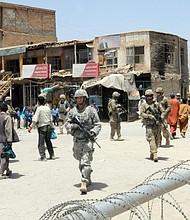 Bagram Air Base, Afghanistan.