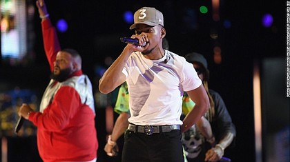 Chance the Rapper, BET  Humanitarian Award