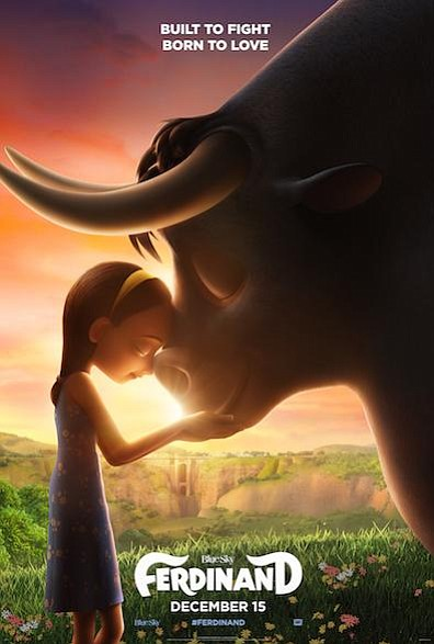 "20th Century Fox has released a new trailer and poster for FERDINAND! Inspired by the beloved book ""The Story of ..."