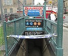 125th Street Station closed due to train derailment