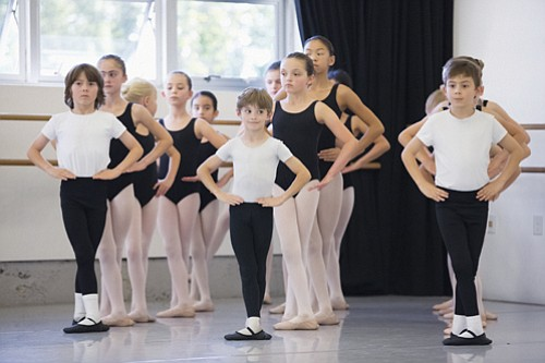 A limited series of free pre-ballet classes for young people ages 6-9 is being offered this summer and again next ...