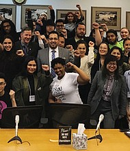 Oregon students led the passage of a bill creating ethnic studies in the state's K-12 schools.