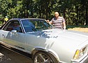James Lea shows off his '79 Chevrolet El Camino at Alberta Park in northeast Portland, the car he says was at the center of controversial racial profiling arrest Portland police made in 2011 when Lea while trying to park during the West Coast Hip Hop Awards at the Roseland Theatre, downtown. Police said they apprehended him because they saw a gun in the vehicle, a firearm he was licensed to carry. The charge was later dropped, but Lea is now facing $8,000 in legal bills after he sued and an appeals court ruled his detention was legal.