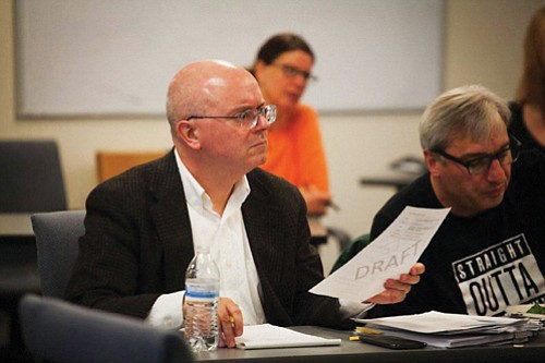 Portland School Board Director Paul Anthony has come under fire for making vulgar and disparaging statements against his fellow board ...