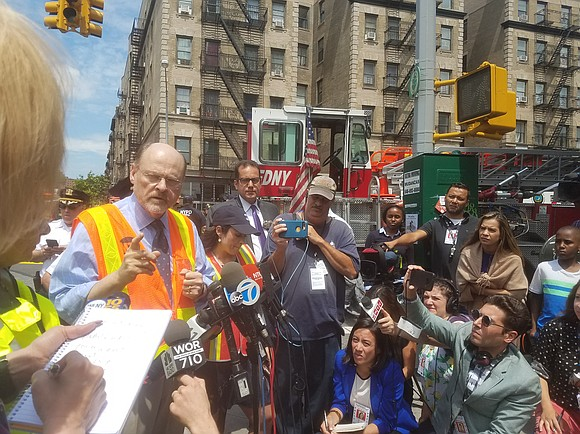The recent train derailment at 125th Street is bringing several issues the MTA is dealing with to light.