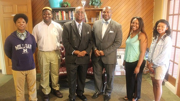 National SCLC President visits Memphis ahead of upcoming national convention