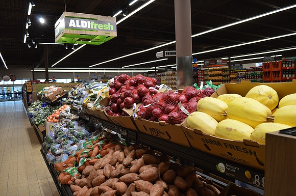 The ALDI in Morris will re-open its doors on a newly renovated grocery store this Thursday, Oct. 26 starting at ...