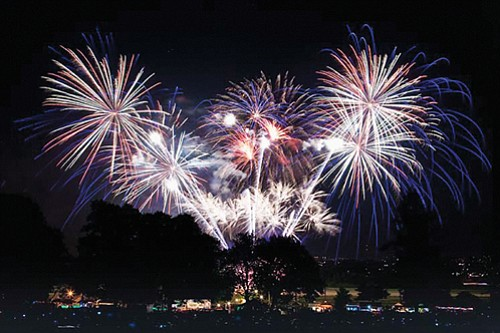 It will be all about the fireworks when people gather on Tuesday, July 4th to celebrate Independence Day at Fort ...