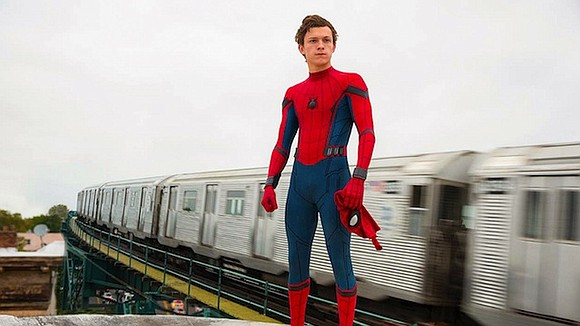"Transforming into Spider-Man isn't as empowering as you might think. Tom Holland, who plays Peter Parker in the upcoming ""Spider-Man: ..."