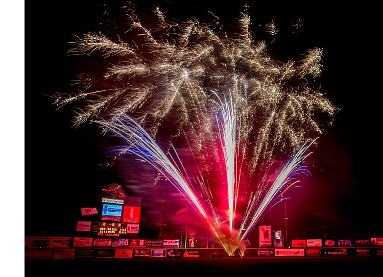 Fourth of July fireworks in city, area | Richmond Free Press
