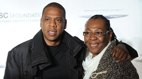 "Jay-Z's mother Gloria Carter revealed for the first time that she is a lesbian on the 4:44 track ""Smile,"" with ..."