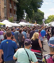A popular annual community event, the Mississippi Street Fair, returns Saturday, July 8 along Mississippi Avenue in the Boise Neighborhood of north Portland.