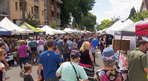 Mark your calendars for Saturday, July 8, for the 16th annual Mississippi Street Fair.