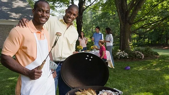 Healthy eating at a BBQ; that doesn't even sound fun! In fact, I'm not sure if BBQ and healthy even ...
