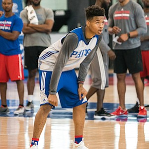 The Philadelphia 76ers want Markelle Fultz back this season, but only when the No. 1 pick in last year's draft ...