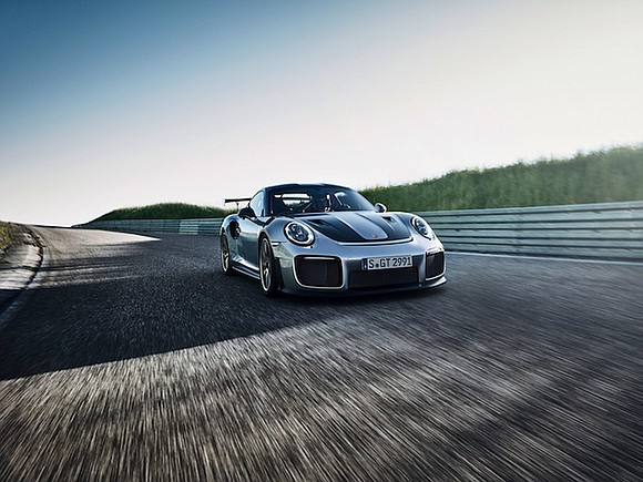 Porsche has just unveiled the fastest and most powerful version of its iconic 911 sports car.