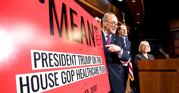 Senate Republicans' new health bill cuts taxes by nearly $1 trillion over the next decade, mostly for corporations and the ...
