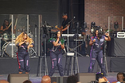 SWV (Radio One Houston)