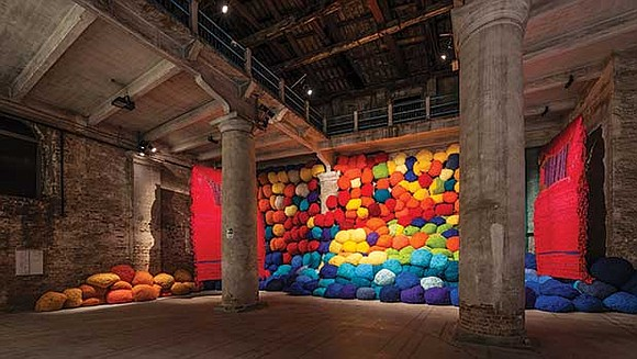 Utopias, dreams, losses, memories and hard truths all have a place in the carnival midway that is the Venice Biennale, ...