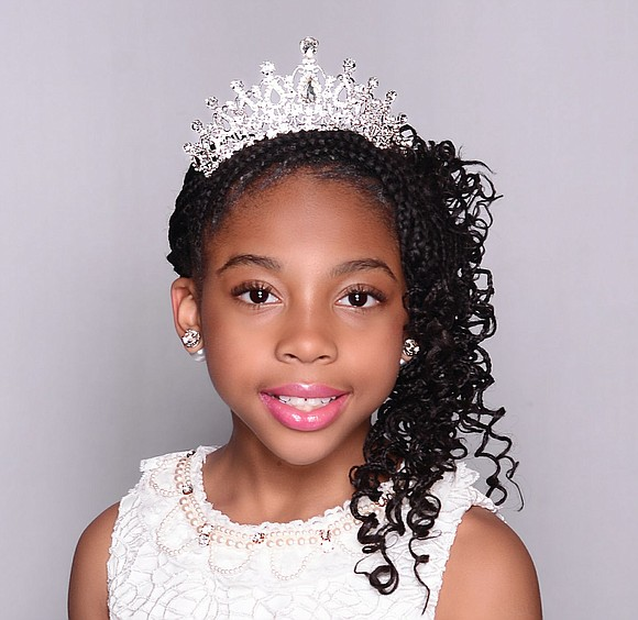 A Texas native is being thrust to a higher platform as the newly crowned Miss Black American Princess 2018. Nine-year-old ...