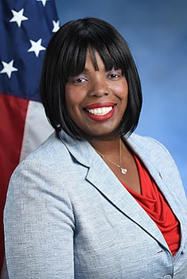 Assemblywoman Latrice Walker allocated more than 1 million dollars to Brownsville Houses for new appliances that will be arriving to ...