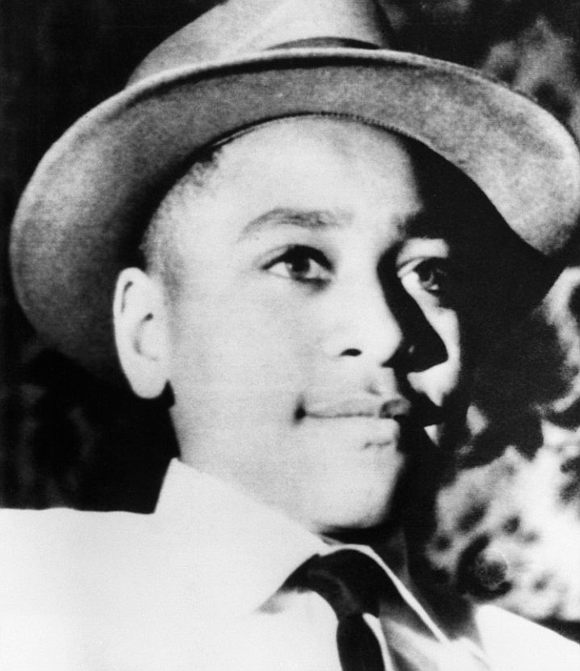 A historic marker in Money, Miss., dedicated to informing the public about the teenaged Emmett Till's kidnapping, assault and murder ...