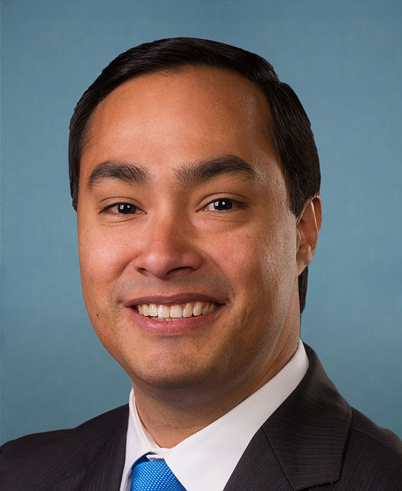 U.S. Rep. Joaquin Castro, D-San Antonio, will discuss the role of the United States in Latin America at Rice University's ...
