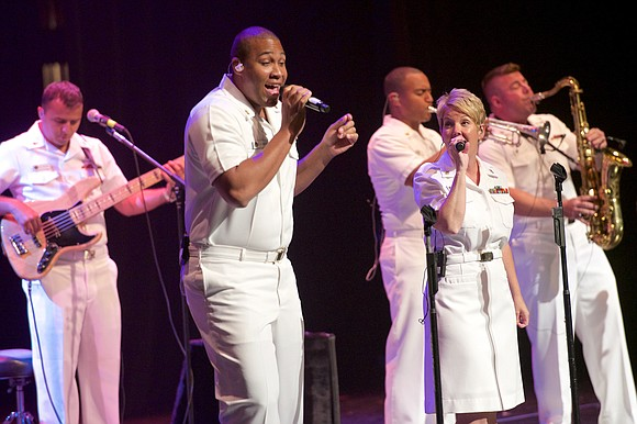 America's Navy is coming to Houston, Texas, one of 14 cities in four states to host a performance by the ...