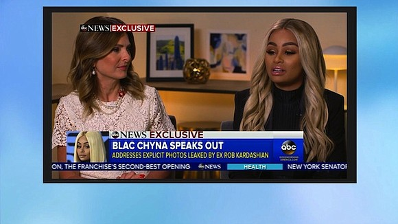 Blac Chyna was granted a temporary restraining order barring Rob Kardashian from coming near her or posting about her online.