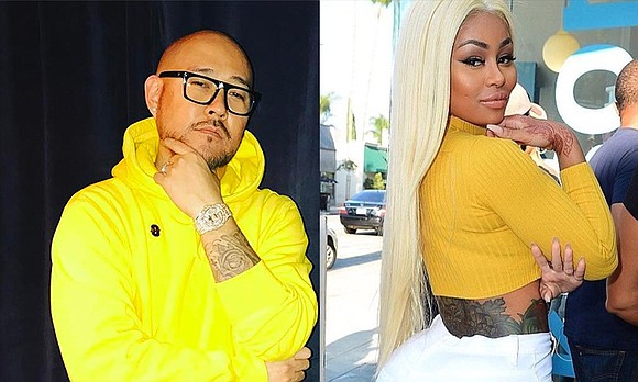 Baller's straight up accusing Blac Chyna of trying to scam $300,000 worth of jewels by using Rob Kardashian's credit card ...
