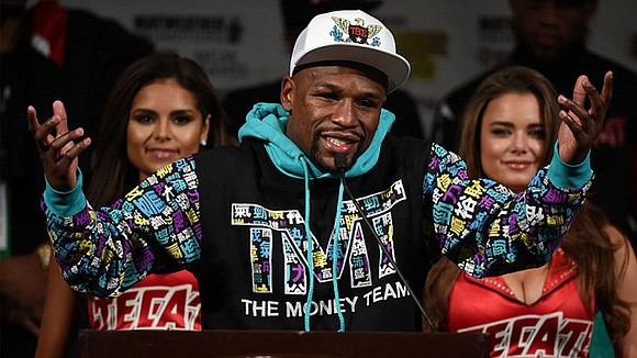 "According to the New York Daily News, Mayweather has filed a Tax Court petition ""claiming he cannot pay off an ..."