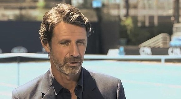 "Patrick Mouratoglou likes stress. He craves it. The man Serena Williams credits for taking her from ""great to history"" is ..."
