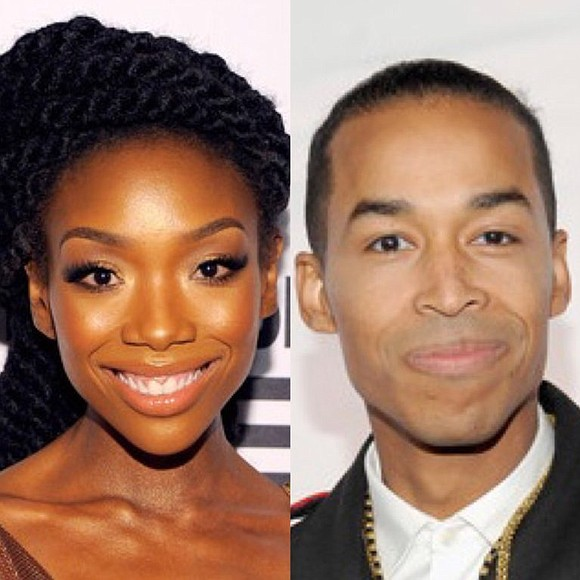 Sir the Baptist was reportedly given the boot by Brandy because she caught him slipping with multiple women, including his ...