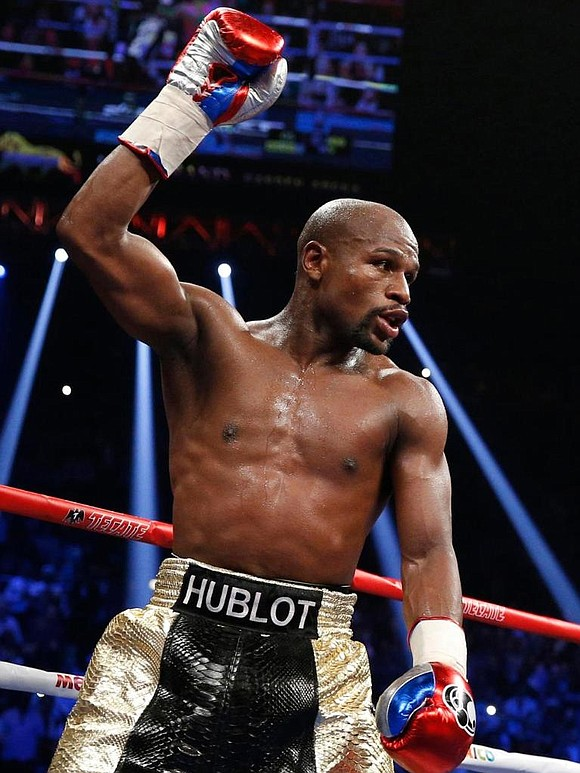 "Floyd ""Money"" Mayweather says he can't pay off his tax liability until after he earns some money from his Aug. ..."