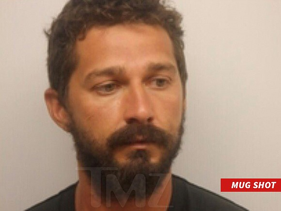Shia LaBeouf's latest drunken arrest includes footage of the actor cursing out his black arresting officer in Savannah, GA.