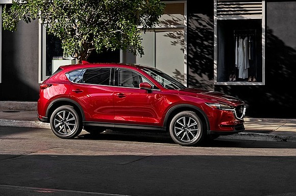 Mazda North American Operations (MNAO) today announced that its 2017 Mazda CX-5 compact crossover SUV has earned the Insurance Institute ...