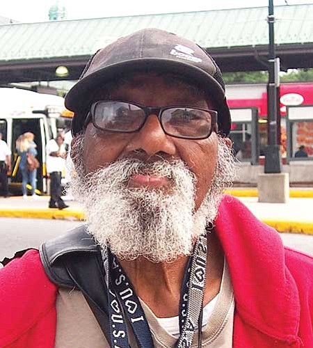 I think the president should not make decisions alone. He should consult with more people and make better decisions. — Cornelius Hudson, Retired, Egleston Square