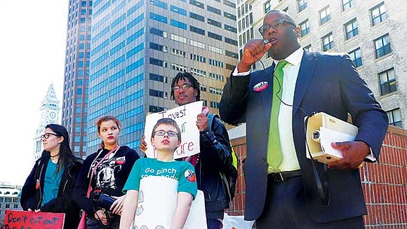 Education is emerging as a flash point in the 2017 mayoral race, with challenger Tito Jackson building on tensions over ...