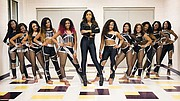 """Dance troupe leader Dianna Williams brings her show from """"Bring It!"""" to the Boch Center Wang Theatre this Saturday."""