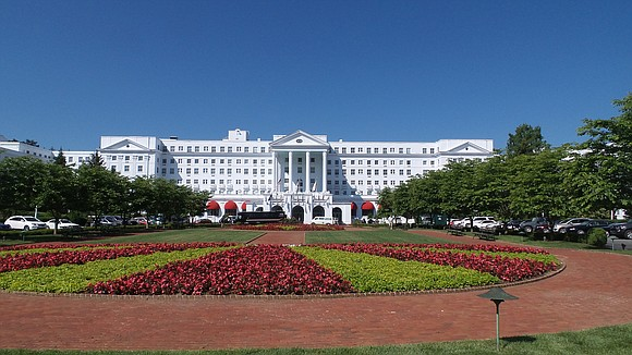 Who knew that in the middle of nowhere (aka Greenbrier County, W.Va.) there's a palatial resort that's been the top ...
