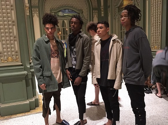 Presented at the Prince George Gallery on East 15th Street, the spring/summer Men's Fashion Week opened Monday, July 10, with ...