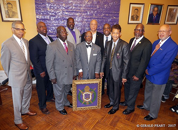 Since 2009, Harlem's Kappa Omicron Chapter of the Omega Psi Phi Fraternity has committed to help the homeless and veterans ...