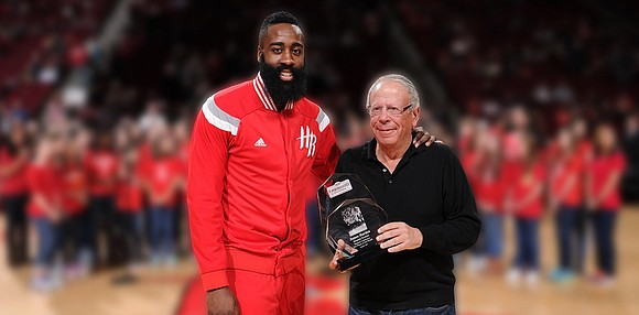 Houston Rockets Owner Leslie Alexander announced today that the team has signed guard James Harden to a four-year contract extension, ...