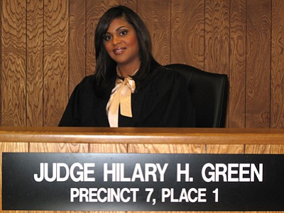 Controversy is swirling around Harris County Judge Hilary Green. She has been accused of using her bailiff to obtain drugs, ...