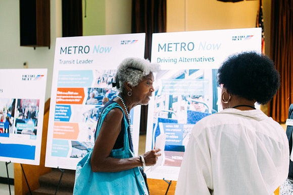 METRO's summer listening tour is moving ahead with stops in the north and southwest Greater Houston region next week. The ...
