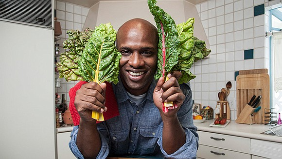 In his own family, Chef Bryce Fluellen has seen loved ones suffer from strokes and heart attacks, so he decided ...