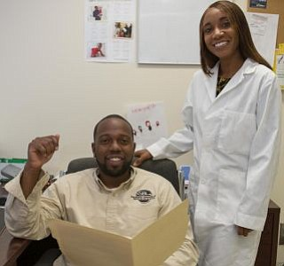 When Rafiq and Tiffany Heigler started their business, Sure-BioChem Laboratories (SBL) (www.surebiochem.com) in Camden, NJ in 2009, breathing fresh air ...