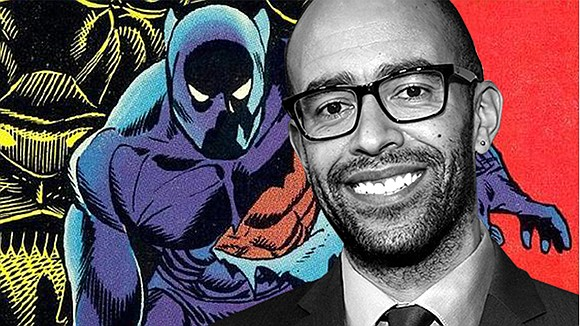Nate Moore makes The Falcon, makes Black Panther, and he's making the future of film.